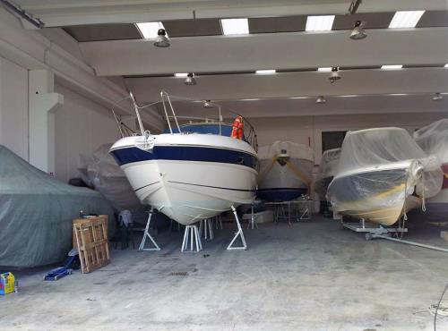 Cantiere Nautico Imbarcazioni Alghero